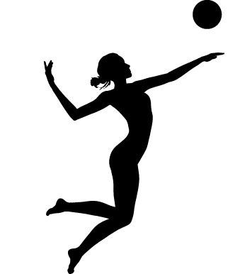 по волейболу среди девушек